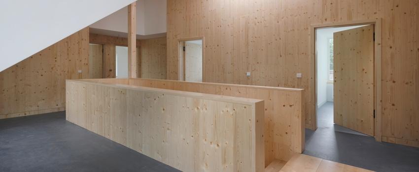 © Architekten: haus.architekten Partnerschaft mbB, Berlin Fotograf: Oliver Bruns
