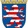 Wappen des Landes Hessen<br><span style='float:right; font-size:11px;font-weight:normal;'>© Land Hessen</span>